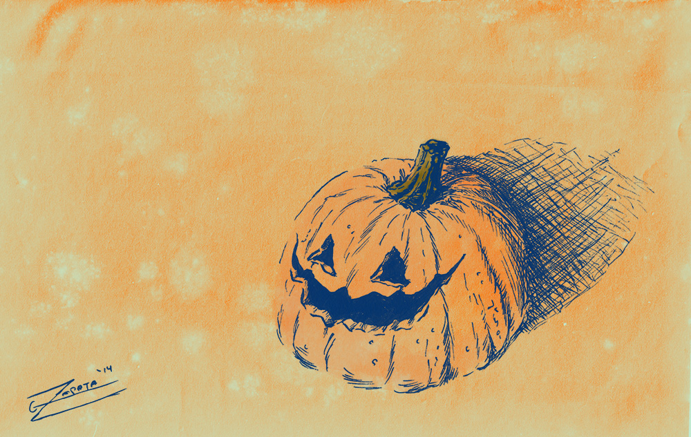 Pumpkin by gzapata