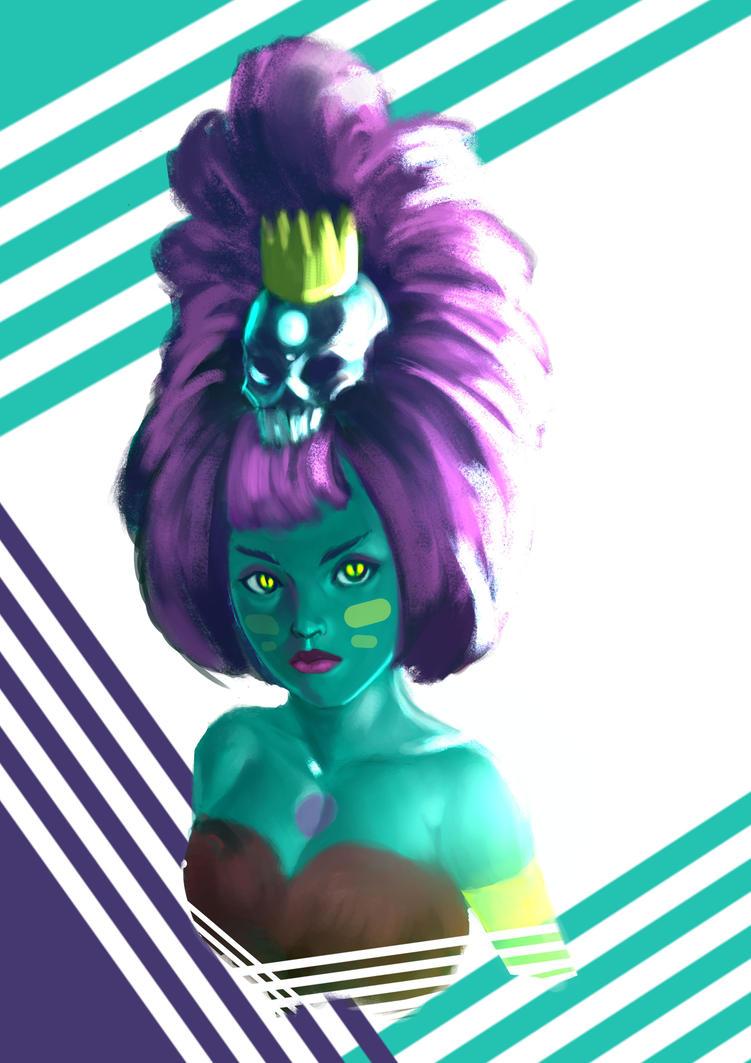 Jungle Princess by Artzmat