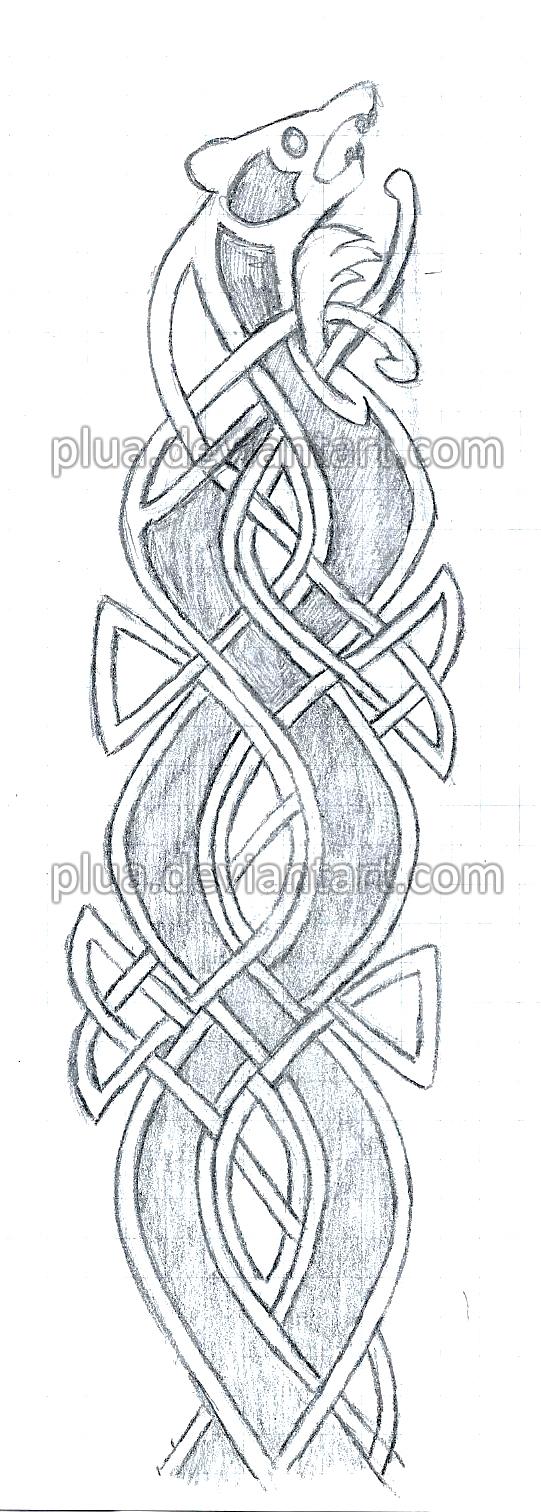 Merida's bow pattern