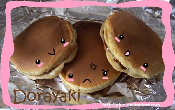 Choco-Dorayaki by Plua