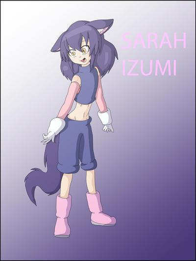 Sarah Izumi by Skye-Izumi