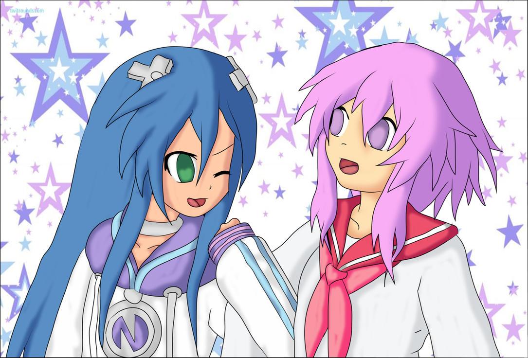 Lucky Neptunia: Nepnata: Clothes Swao by Skye-Izumi