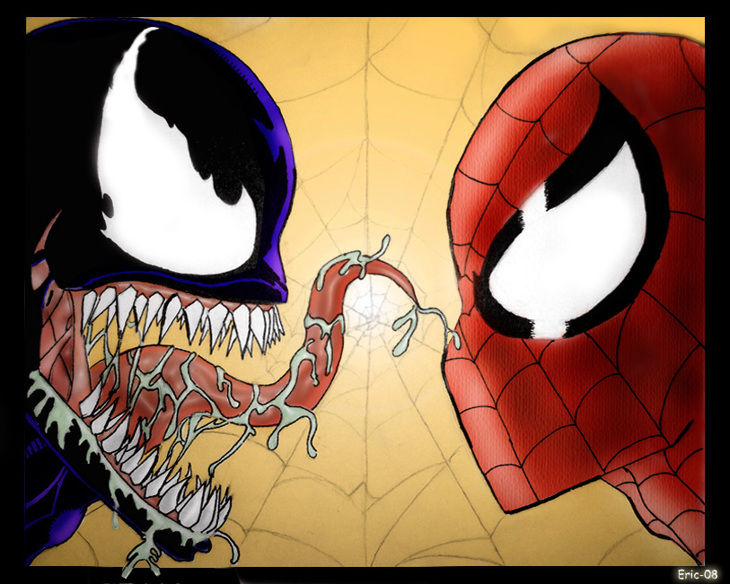 Big tits Venom Cosplay  XVIDEOSCOM