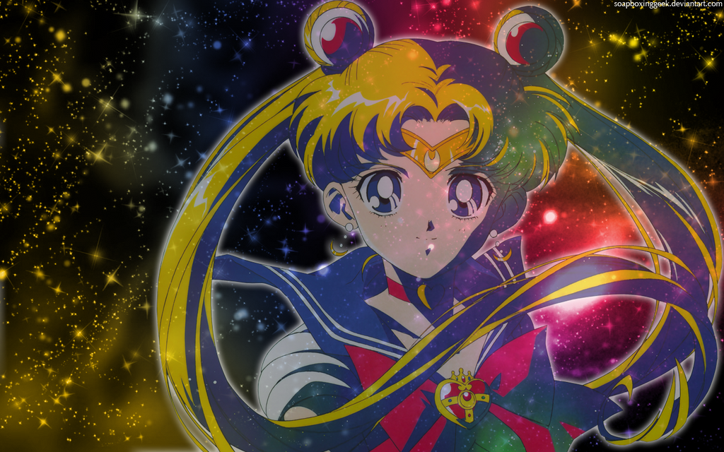 Sailor Moon S Laserdisc Collection - Vol 1 by soapboxinggeek