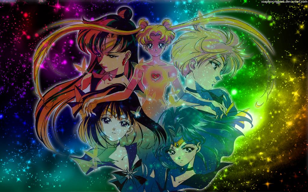 Sailor Moon S Laserdisc Collection - Vol 10 by soapboxinggeek