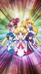 Crystal Season III Vol I (Inner Senshi)