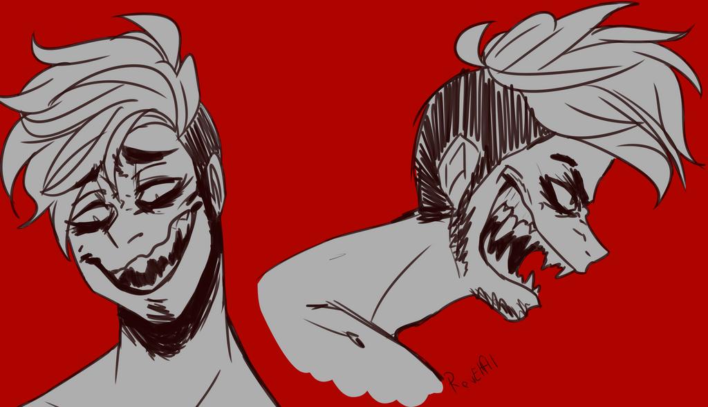 The devil deep inside 9