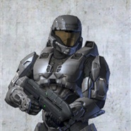 Me on halo 3 by Dr-Fernman