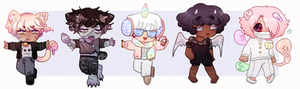 Adopts ADOPTS (CLOSED)