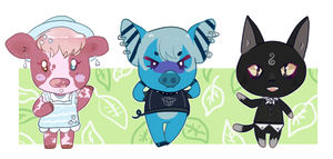 ACNH themed adopts #1 (CLOSED)