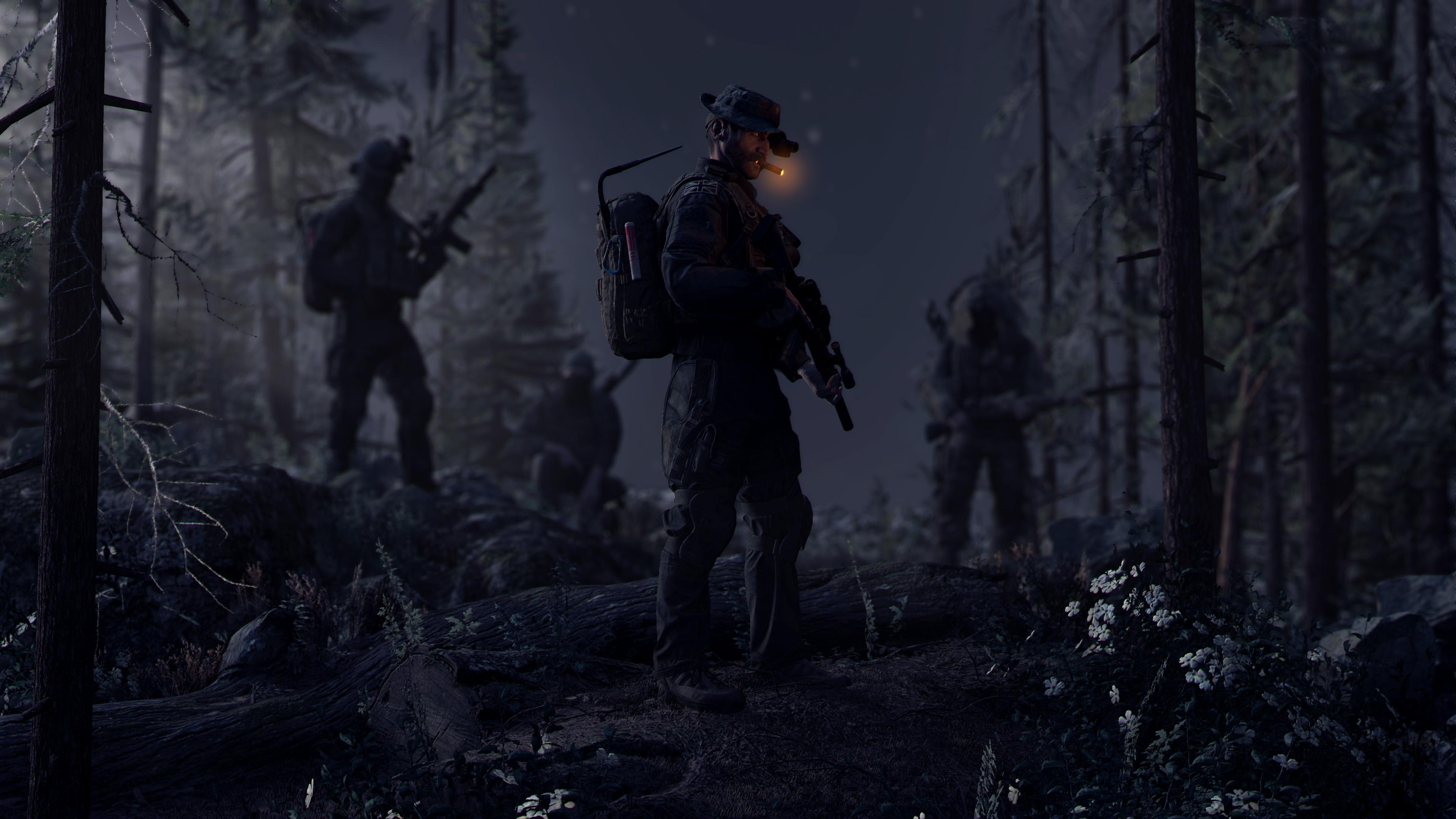 Bravo Six, Going Dark by GingeGaming on DeviantArt