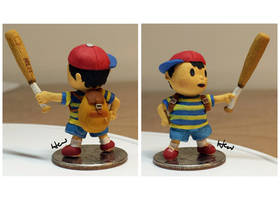Earthbound [Ness] by Hewearthbound