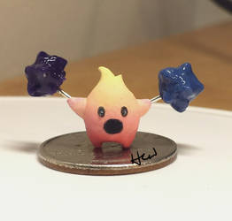 Super Mario Galaxy [Hungry Luma] by Hewearthbound