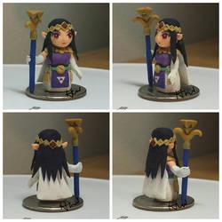 The Legend of Zelda: A Link Between Worlds [Hilda] by Hewearthbound