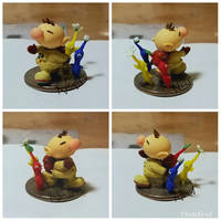 Pikmin [Captain Olimar] by Hewearthbound