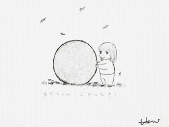 5AM sketch by Hewearthbound
