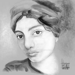 Paria Portrait