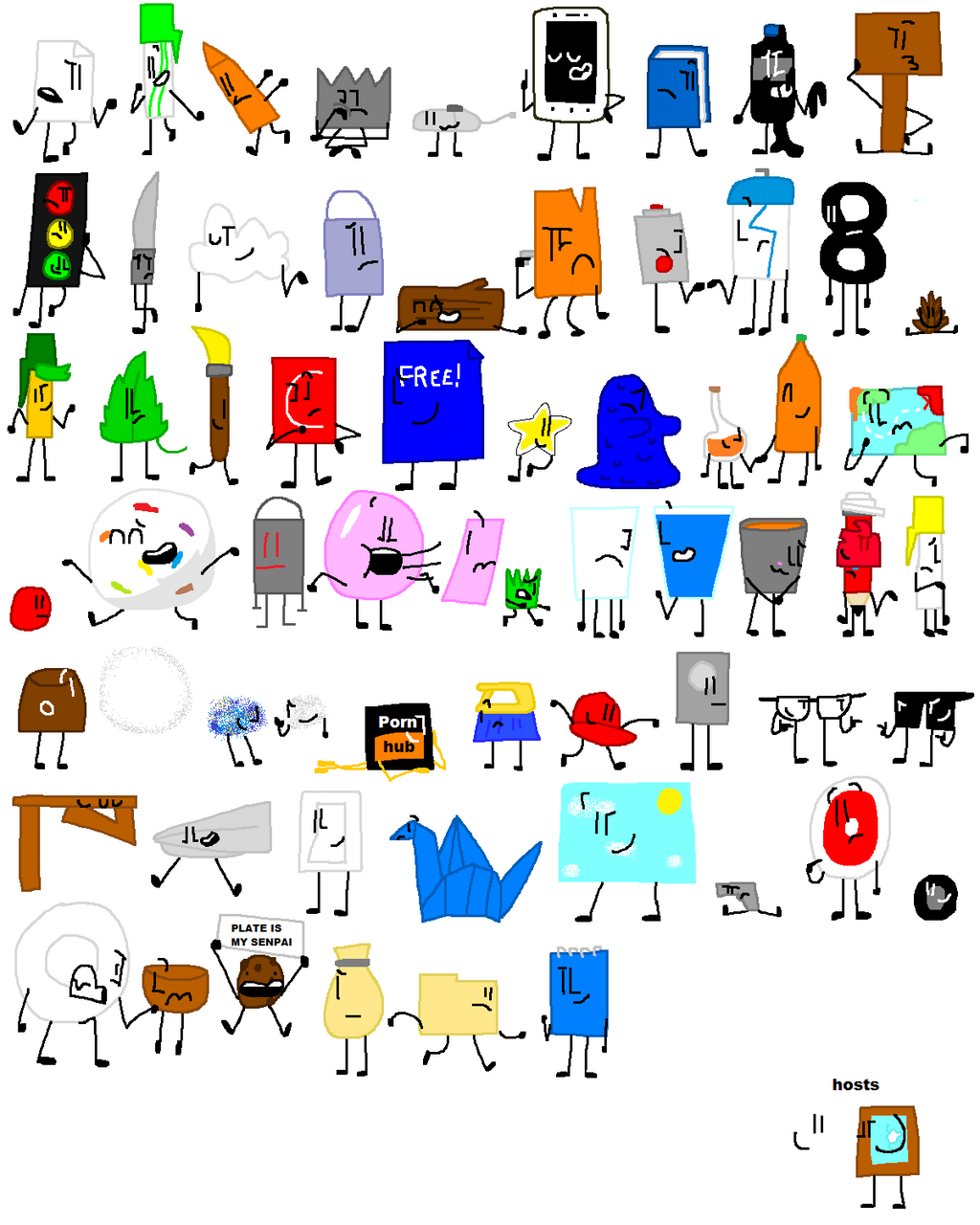 64 Objects For Nintendo 64 Characters By VakieThePudding