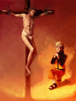 naruto with our Savior