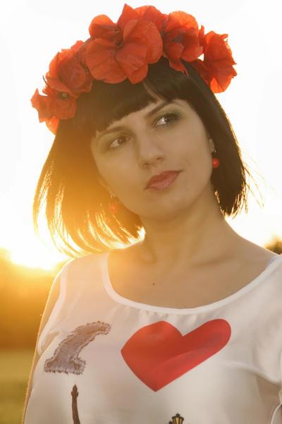 Poppy girl by ada78 on DeviantArt