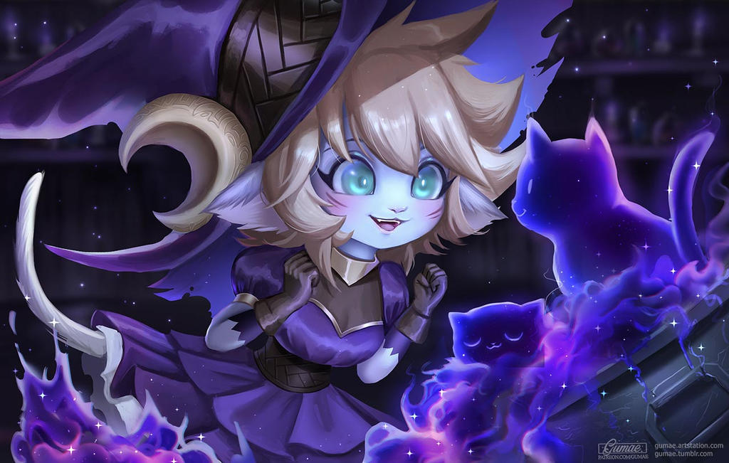 Bewitching Tristana by Gumae