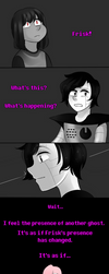 [UNDERTALE] That Bad Dream Part 13 by MskArch