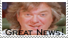 James May Stamp - Great News! by TopGearCRAZY
