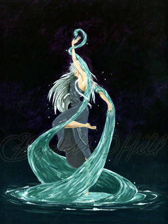 Water Dancer by Ihha