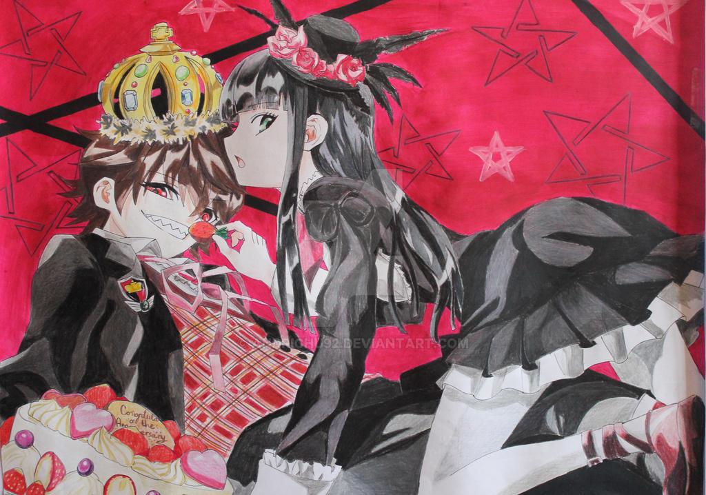 sousei no onmyouji manga