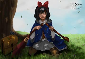 Culturebend Kiki by MARNIXE