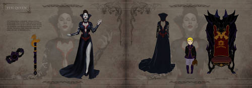 Evil Queen by MARNIXE