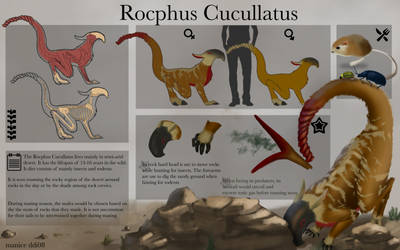 Rocphus Cucullatus by MARNIXE