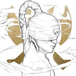 Lee Sin Sketch