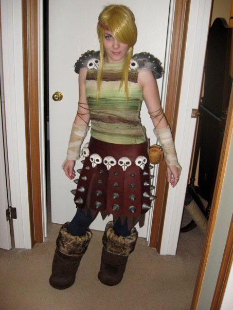 Astrid wip costume 1 by msventress on deviantart astrid wip costume 1 by msventress ccuart Choice Image