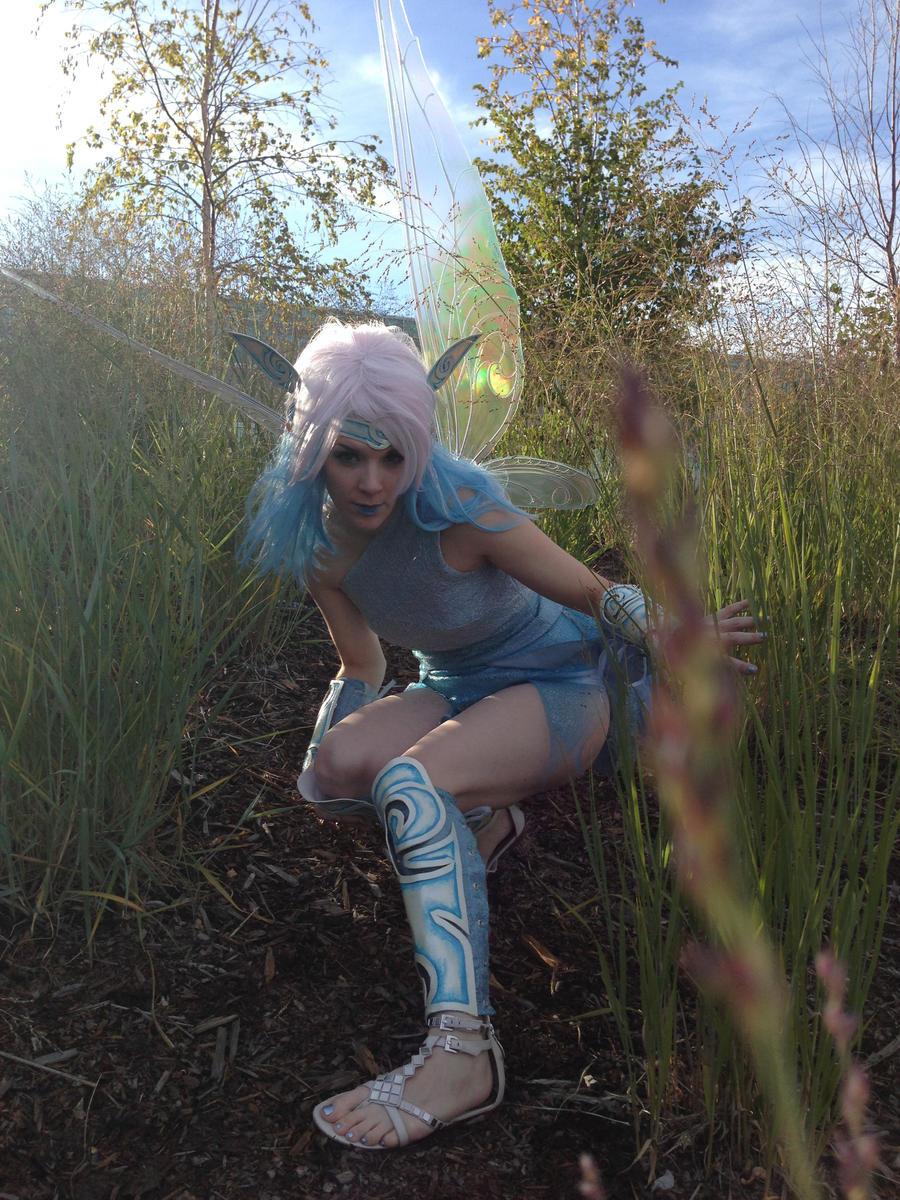 Navi legend of zelda costume