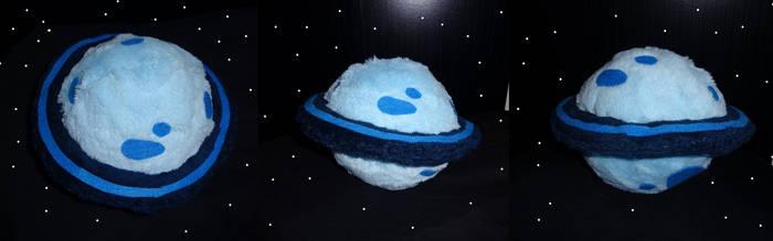 Planet plush !! by Kurayami24