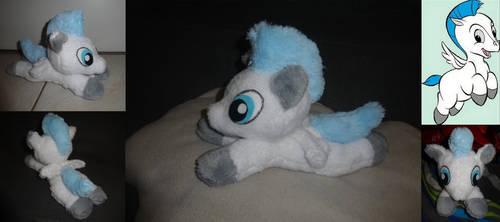 Baby Pegasus plush