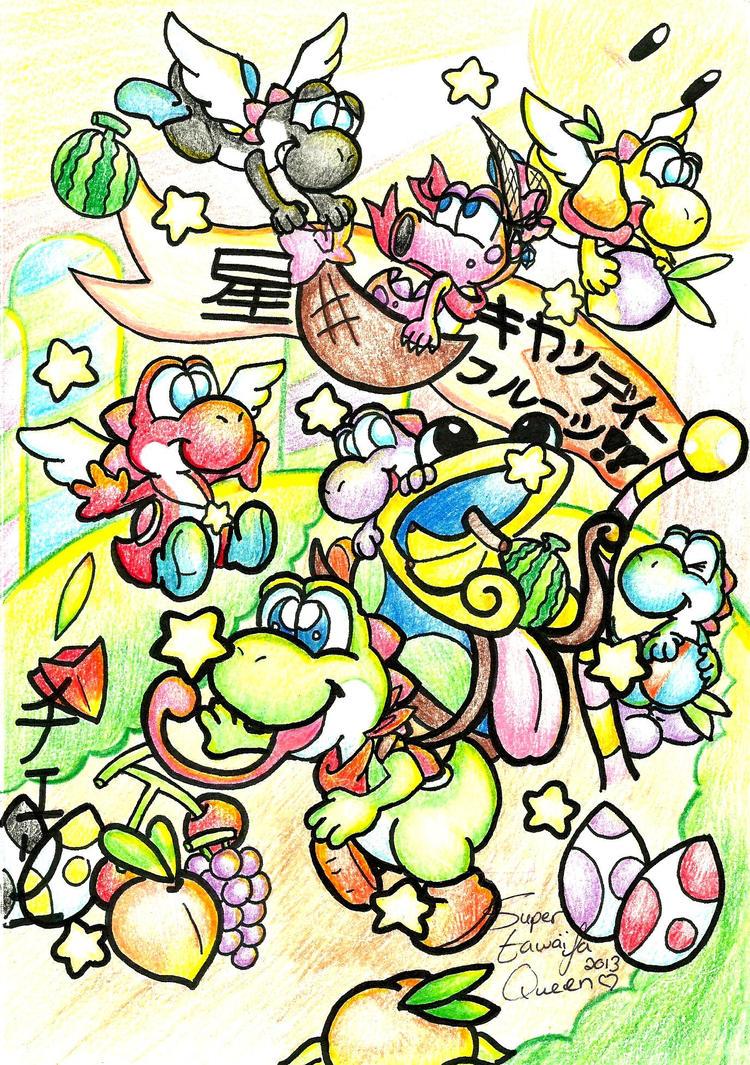 Fruity Yoshi ! by SuperTawaifaQueen