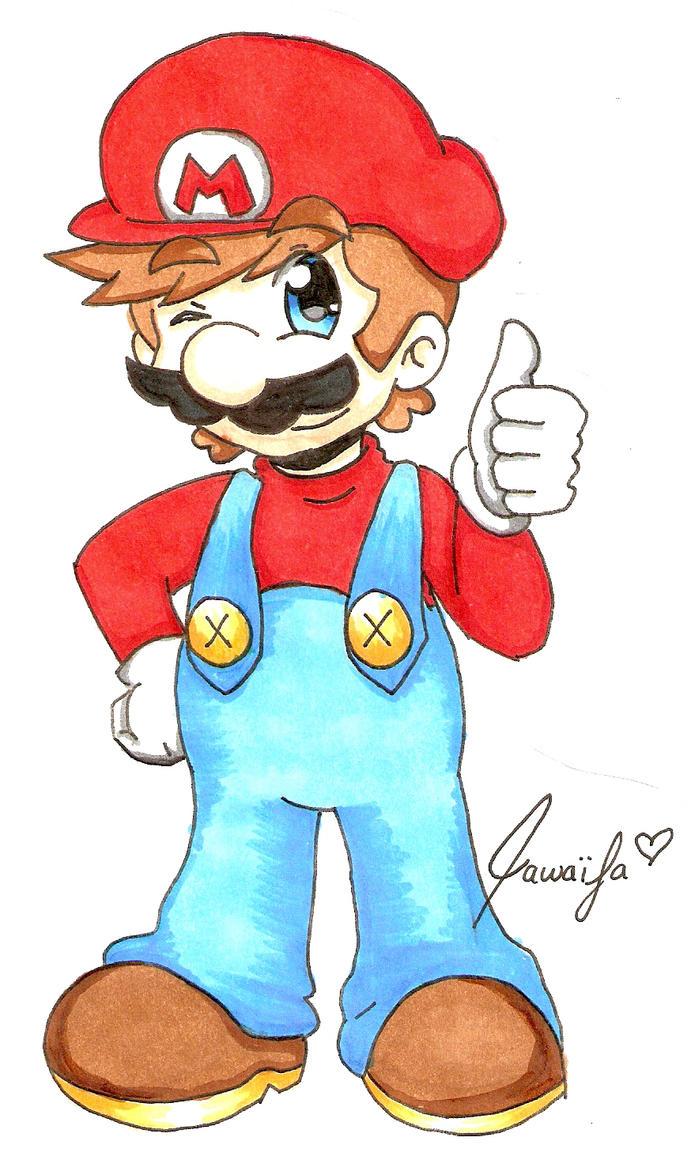 Mario by SuperTawaifaQueen