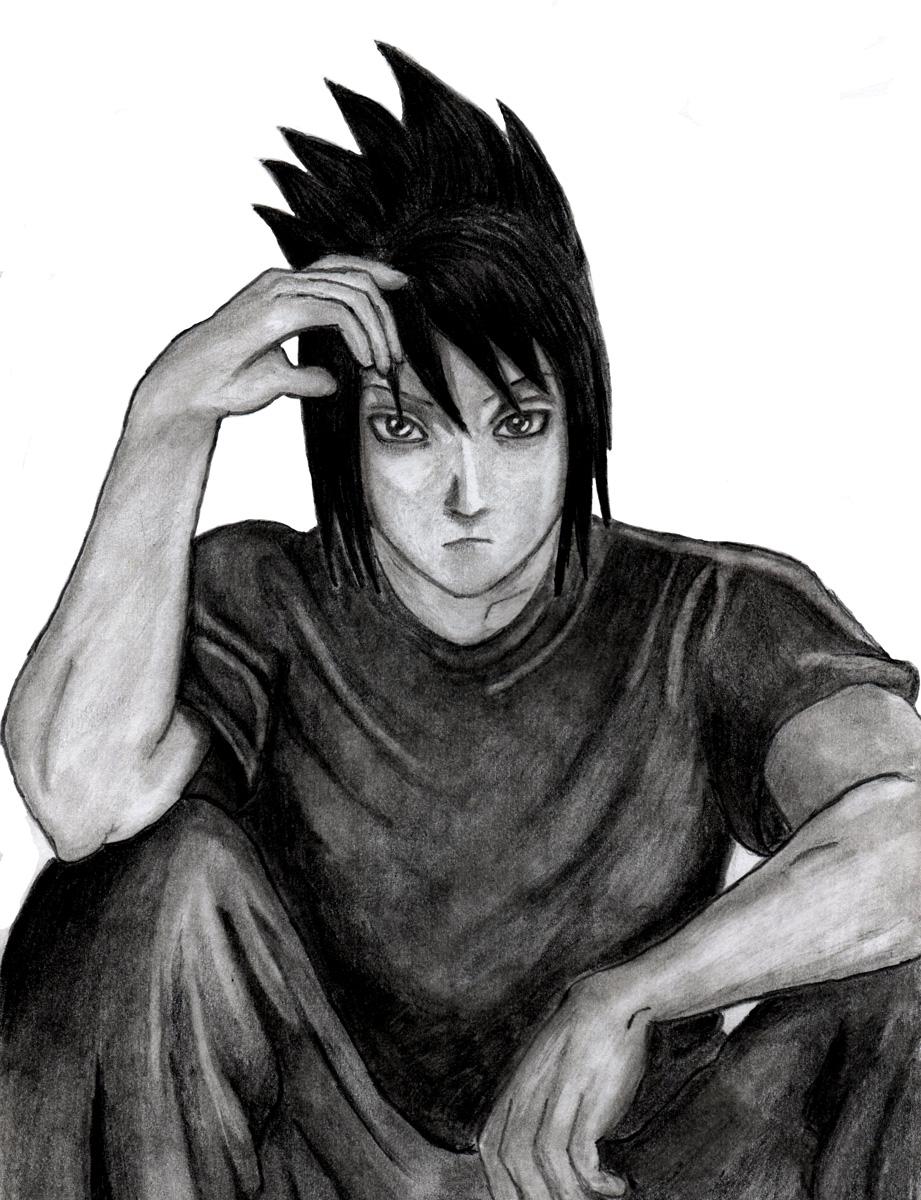 Sasuke by Hotaru89