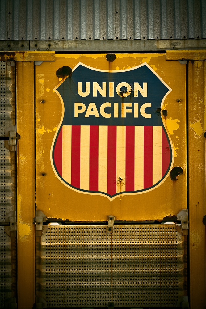 Union Pacific by nonphotoblue