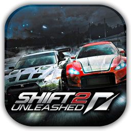 Shift 2 Unleashed Game Icon by Wolfangraul on DeviantArt
