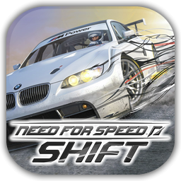 NFS Shift Game Icon by Wolfangraul on deviantART