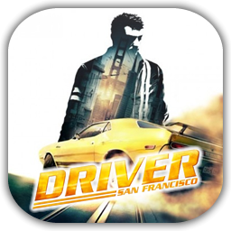 Driver San Fracisco Game Icon By Wolfangraul On Deviantart