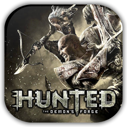 Hunted Demon S Forge Game Icon By Wolfangraul On Deviantart