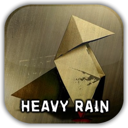 Heavy Rain Game Icon By Wolfangraul On Deviantart