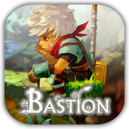 Bastion Game Icon by Wolfangraul