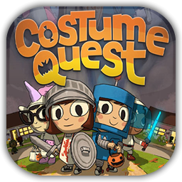 Costume Quest Game Icon by Wolfangraul