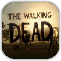 The Walking Dead Game Icon by Wolfangraul