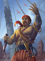 Pirate by RenMoraes